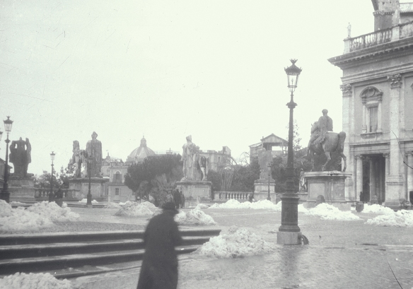 Ashby, Capitoline Hill, 1901