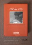Friday 13th Invitation
