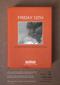 Friday 13th Invitation