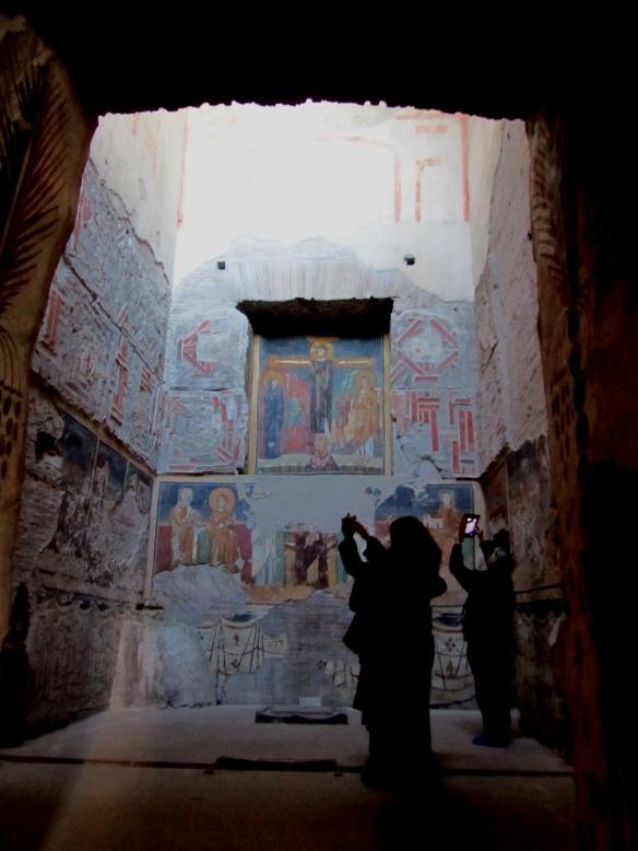 S. Maria Antiqua, Theodotus Chapel