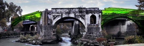 """A Rewakowicz, """"Ponte Rotto"""""""