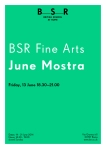 JUNE MOSTRA 2014 POSTER