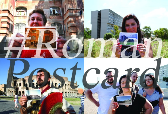 From tourist locations to housing estates, Roman Postcards is an exploration of Rome through the words of the people that inhabit her; for an hour, a year or a lifetime.