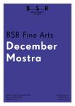 DECEMBER MOSTRA 2014 POSTER
