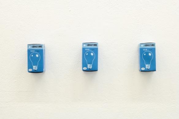 F Roithmayr, Lightbulbs, 2014
