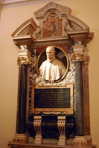 Gian Lorenzo Bernini's Bust of Monsignor Pedro de Foix Montoya c.1621