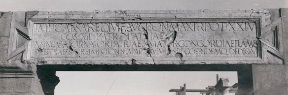 Lepcis Magna, theatre