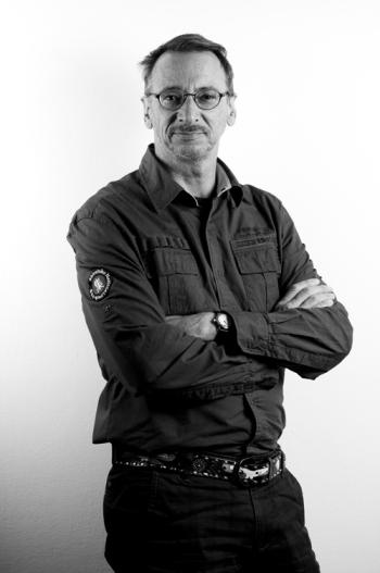 Georges Audet, Photo: Antonio Palmieri