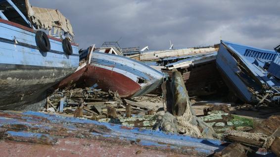"""Death in The Mediterranean"" the survivors story"