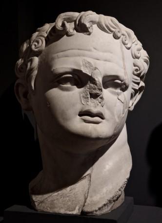 Domitians head