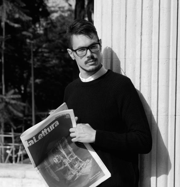 Rome Fellow Federico Casari