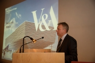 Philip Long, Director of V&A Dundee