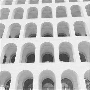 Palazzo della Civiltà - photo by Zoe Cormack
