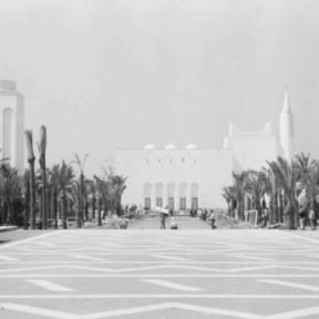 10 Inside the Libya Pavillion, 1940, image from http://www.lombardiabeniculturali.it/fotografie/schede/IMM-3g010-0010387/