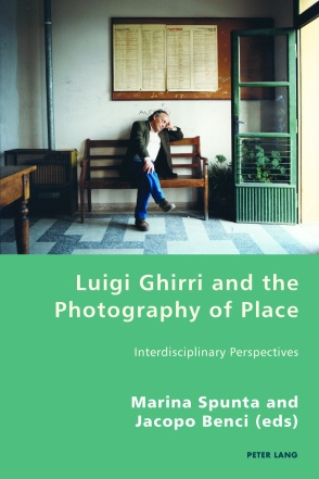 Luigi Ghirri and the Photography of Place - book cover
