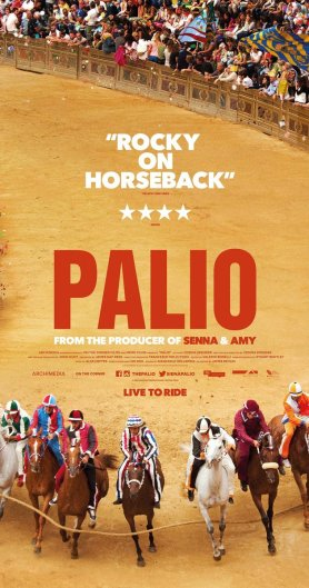 Poster for Palio (2015)