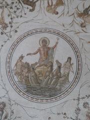 Mosaics at the Bardo Museum. Photo by Jason Blockley.