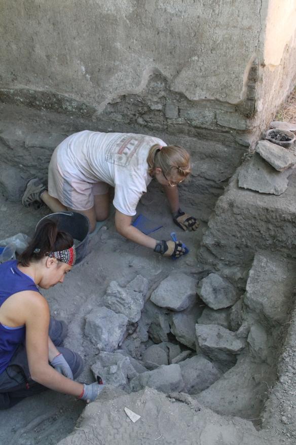 excavation obellius