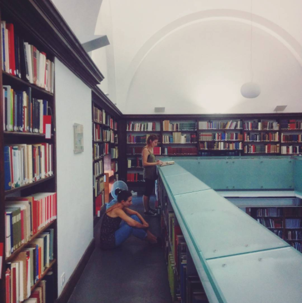 Library Summer