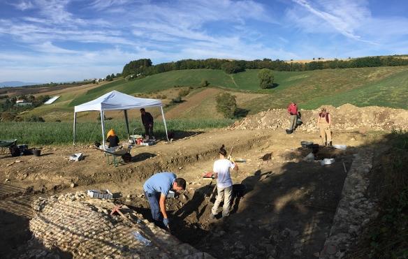 Excavation 2018