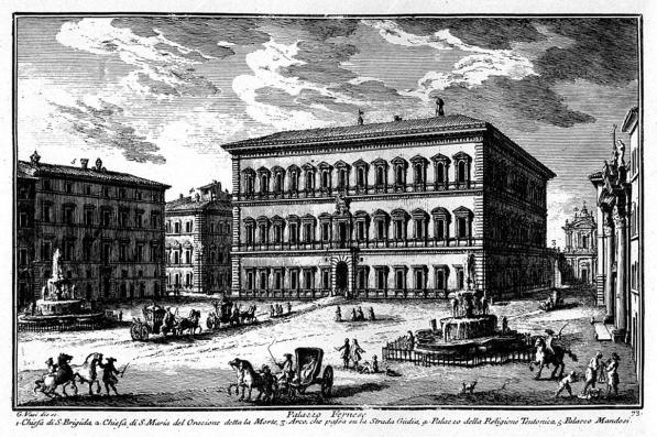 2. Palazzo Farnese