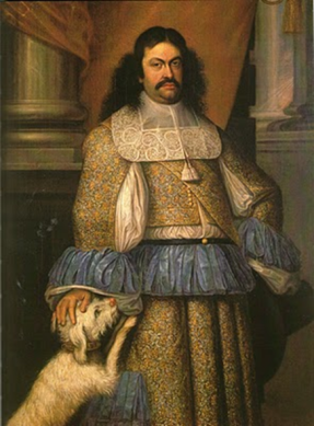 4. Ranuccio II Farnese, duke of Parma and Piacenza (r. 1646 - 1694)