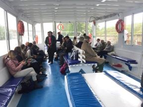 Tiber boat