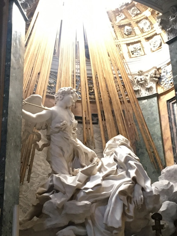 The Ecstasy of Saint Teresa, Bernini