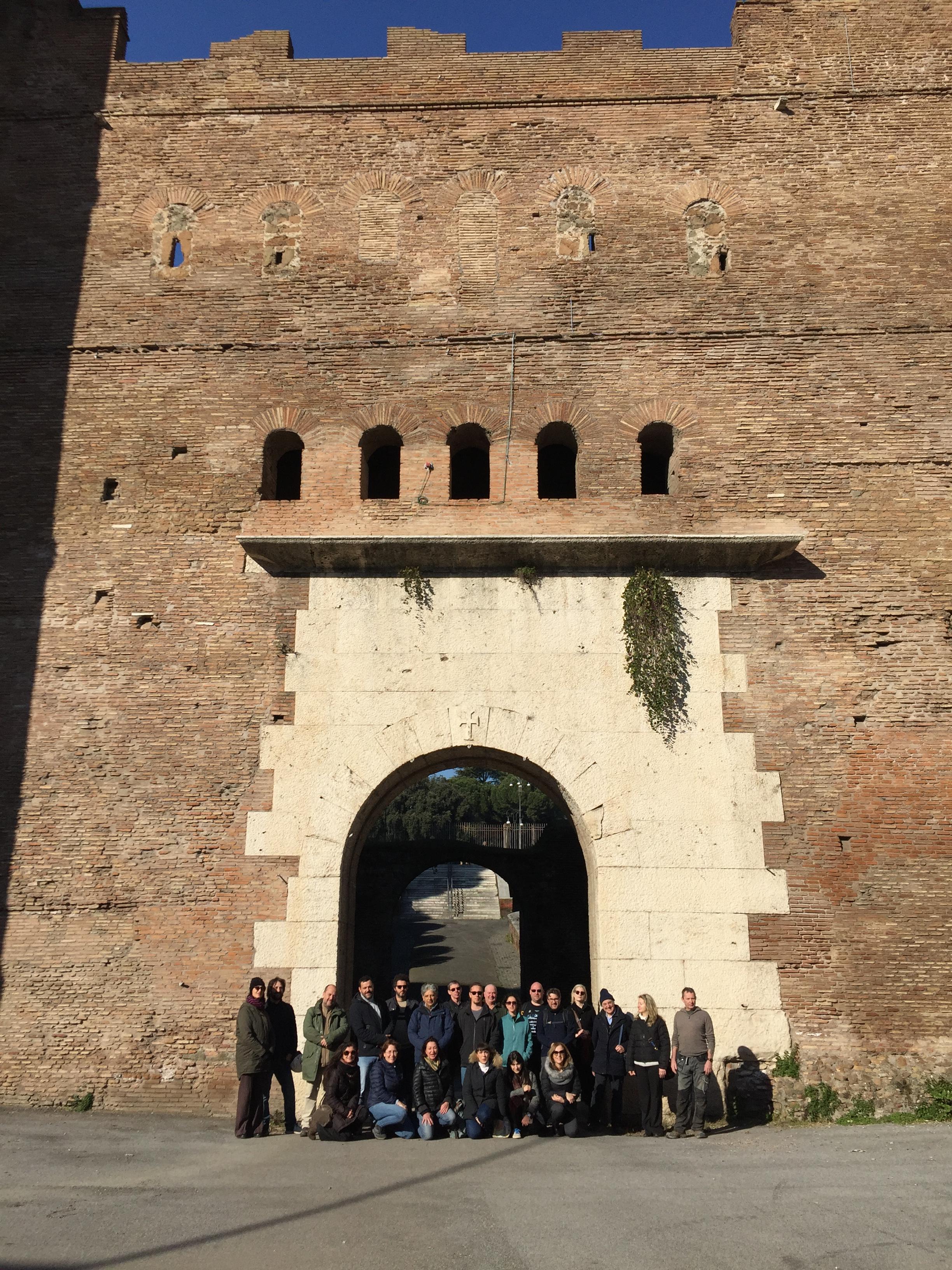 Rome Transformed team.JPG